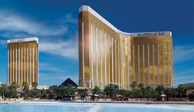 HR Tech Location - Mandalay Bay